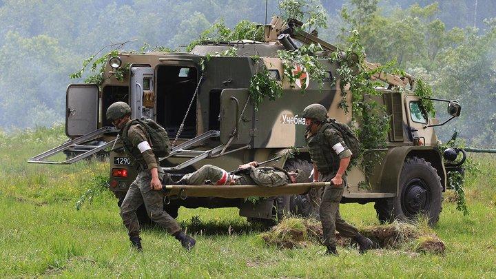 Проверено в Италии: По коронавирусу ударят военные группировки России