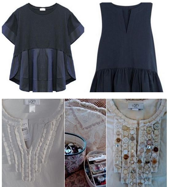 Ультрамодные идеи пошива новой одежды из старой женские хобби