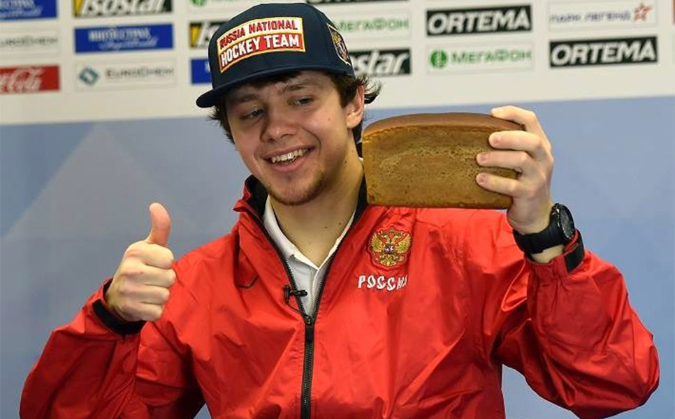 Российский хоккеист клуба НХЛ Панарин: Путин засиделся у власти