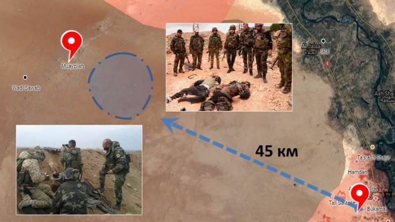 Из ада в ад: боевики ИГ, бежавшие из Абу-Кемаля, попали в новый котел