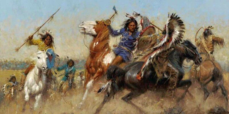 4. Томагавки — это метательные топорики америка, индейцы, история, мифы, сша