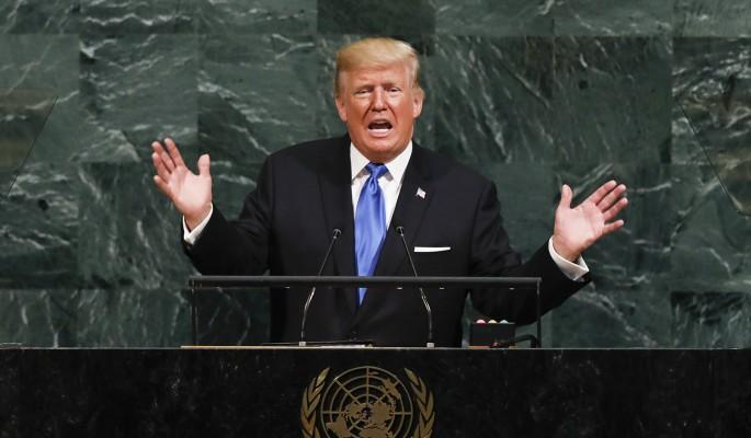 Трамп напугал мир с трибуны ООН