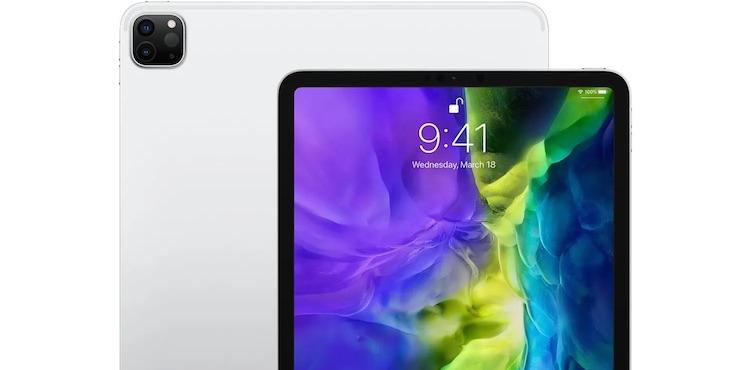 Обновлённый 12,9-дюймовый iPad Pro с дисплеем Mini-LED будет представлен в марте