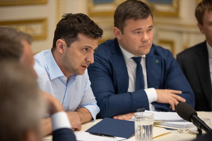 Коломойский может помешать дружбе Зеленского с США и Трампом