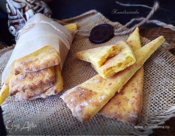Картофельное печенье с сыром…
