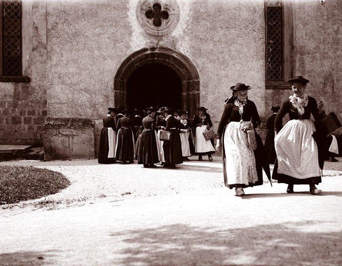 Бавария, Германия ХХ век, винтаж, восстановленные фотографии, европа, кусочки истории, путешествия, старые снимки, фото