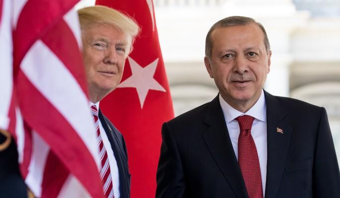Эрдоган предъявил Трампу сер…