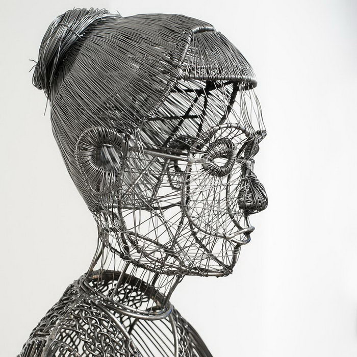 Портрет подростка. Автор: Roberto Fanari.