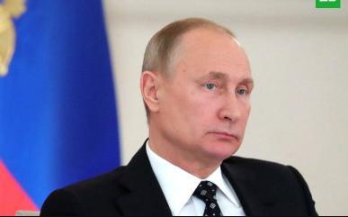 Путин внес в Госдуму поправки к пенсионному законопректу