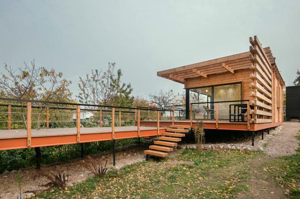 Дачный домик для мамы в Беларуси