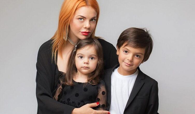 На кого похожи дети Анастасии Стоцкой