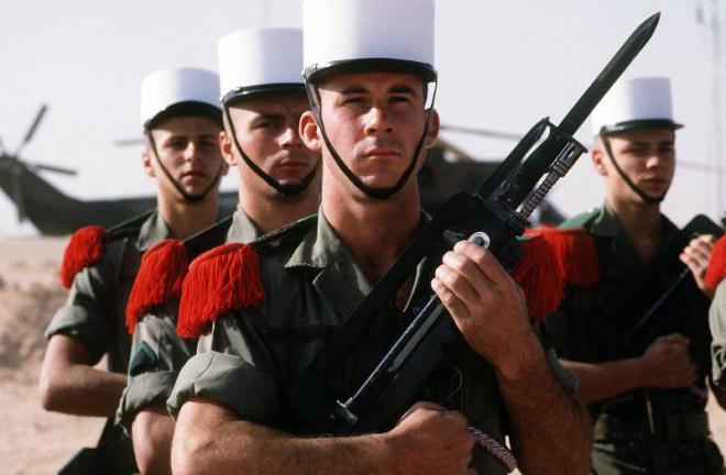 Как служат россияне во Французском Иностранном легионе