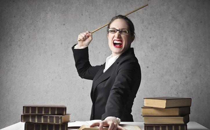 Сильнее надо было: Под Рязанью учительница избила школьника на уроке