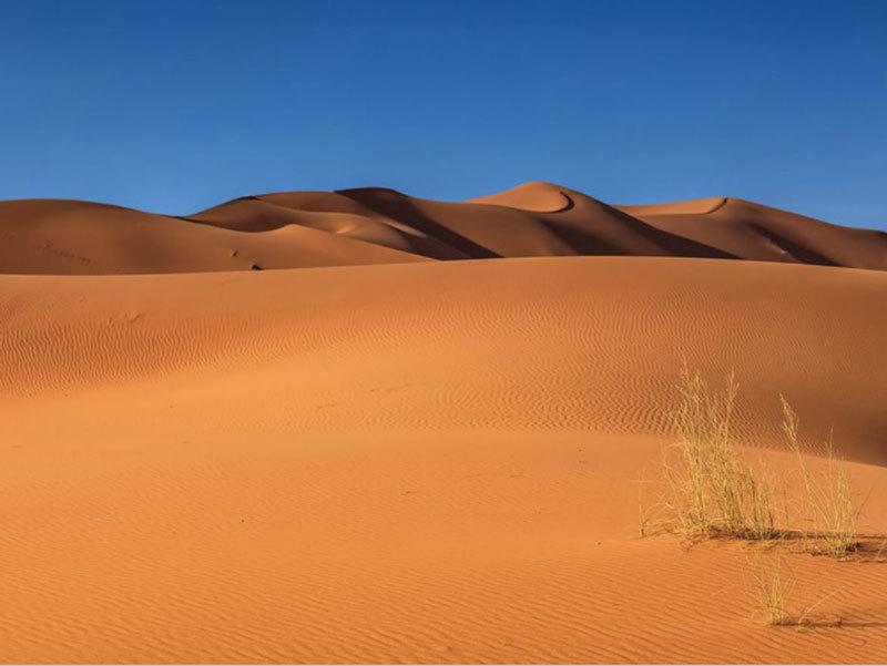 Притча о Воде в пустыне.