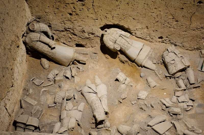 Терракотовая армия: 7 занимательных фактов археология