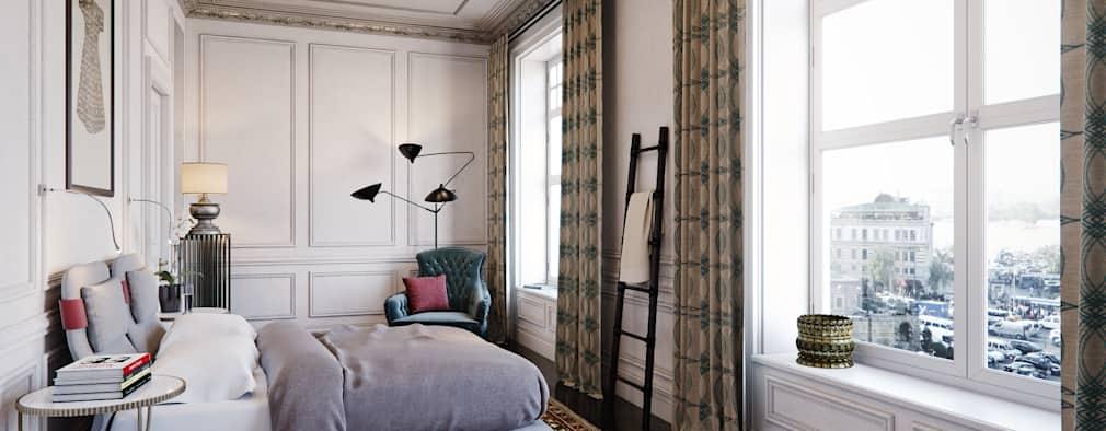 15 умных идей для небольшой спальни, которые вам захочется скопировать