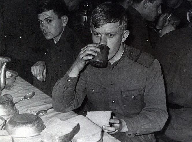 А был ли бром в Советской армии?