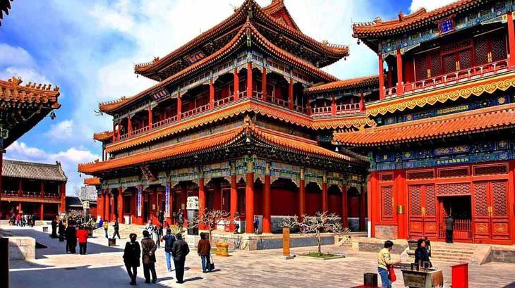 Монастырь Юнхэгун