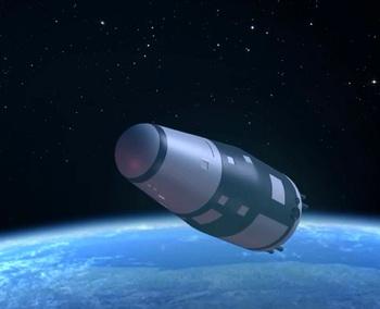 США уличили в планах атаковать Землю космическим «Жезлом Бога»