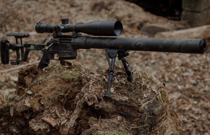 Царь-пушка: российская снайперская винтовка для спецназа, которая стреляет тише ветра