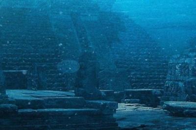 Пирамиду Атлантов обнаружили…