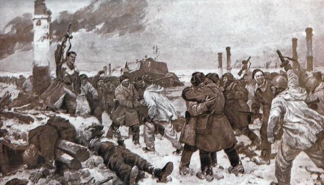 27 января — День воинской славы России — День снятия блокады города Ленинграда.