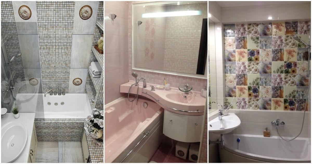 Большие возможности маленькой ванной комнаты