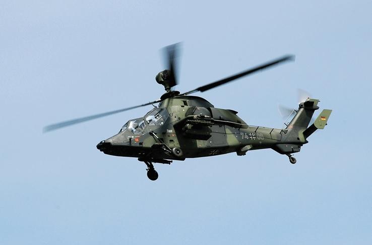 Причины крушения вертолета Tiger UHT Бундесвера в Мали до сих пор неизвестны