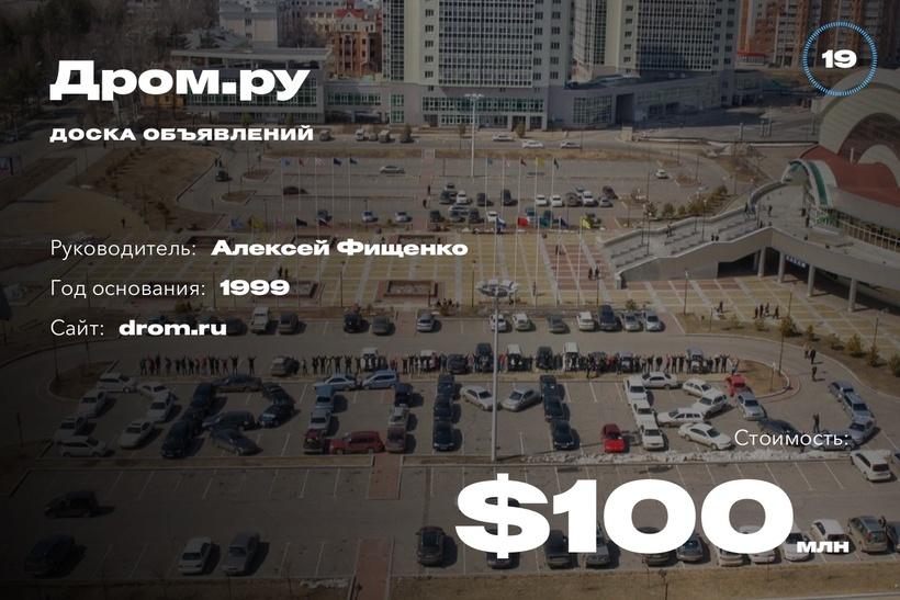 Самые дорогие компании Рунета в 2020 году