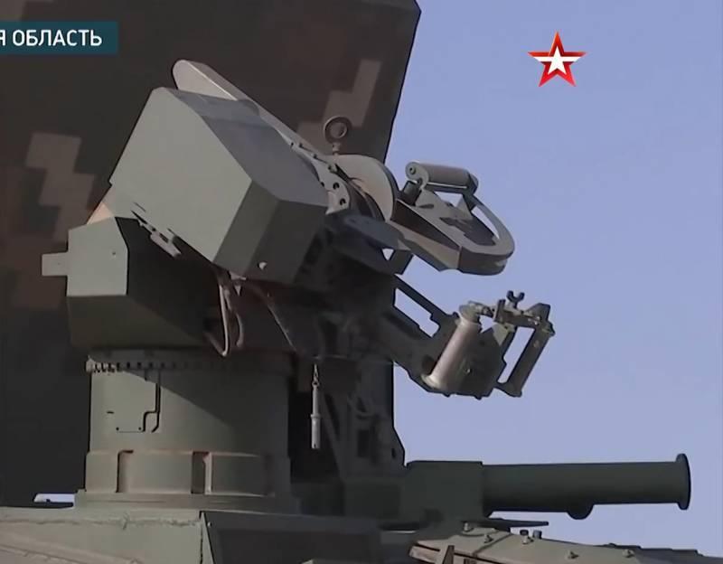 Установка разминирования УР-15 «Метеор» дошла до испытаний оружие