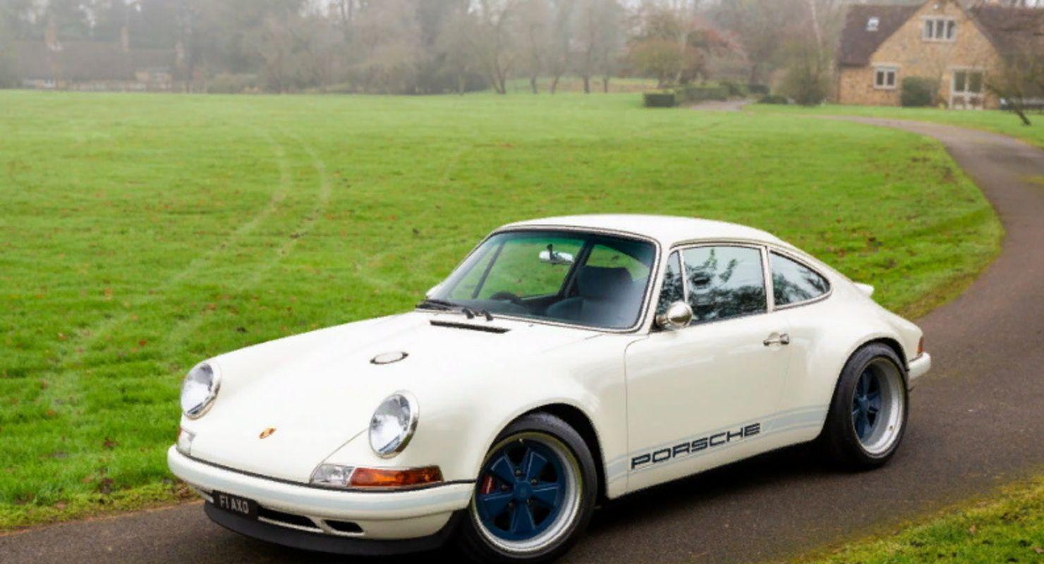 В Сети показали тюнингованный Porsche 911 от Singer Автомобили