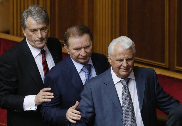 Азаров: Украинские националисты начали укреплять свою власть во времена Кучмы