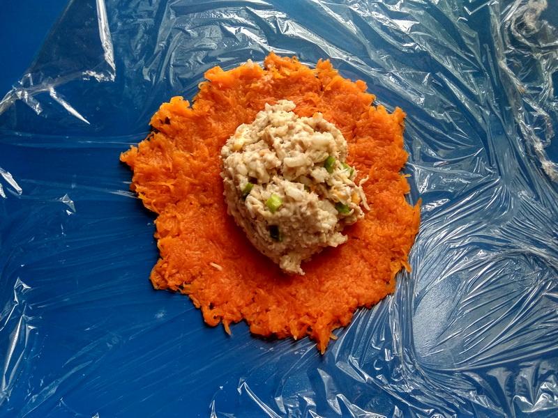 Мой новый способ подачи «Мандаринки» и старый советский салат «Мимоза» теперь звучит совсем по-новому