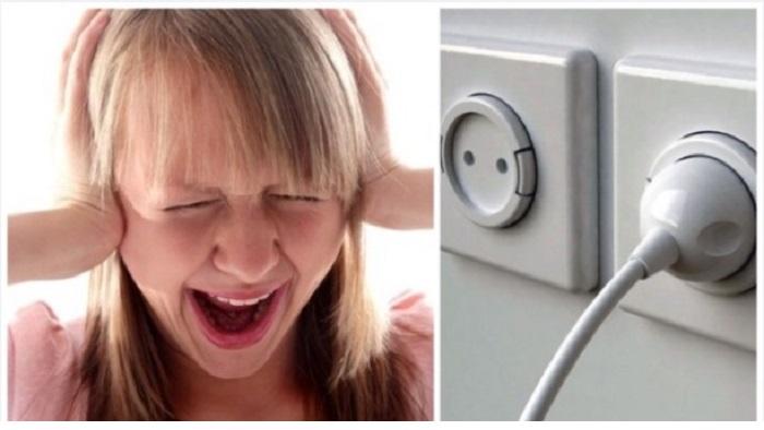 С возрастом человек перестает слышать высокие частоты звука.