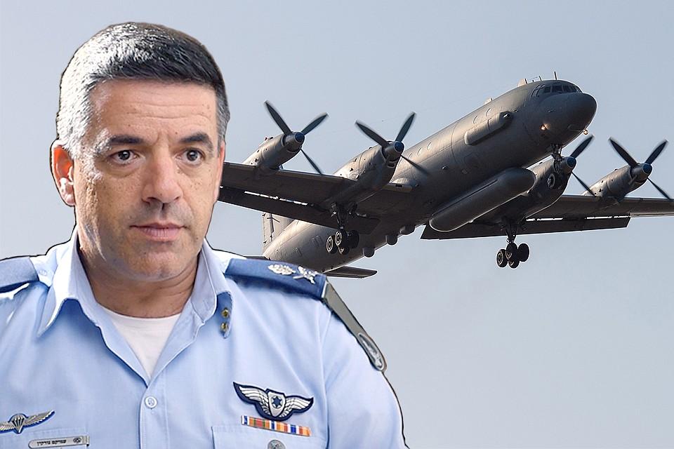 Как глава ВВС Израиля оправдывался в Москве за сбитый Ил-20