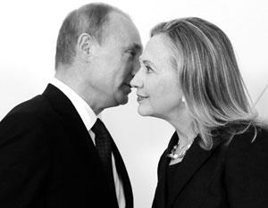 Клинтон назвала причины «личной неприязни» Путина к ней