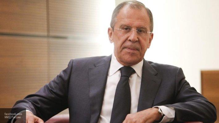 Лавров рассказал, что РФ не …