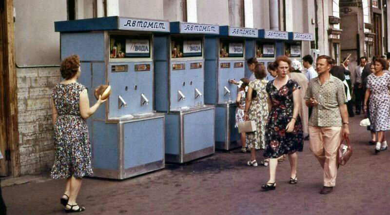 Как выглядел Ленинград в 1961 году СССР, интересное, история, ленинград, фотографии