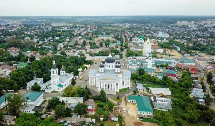 5 малых городов России, в которых вам захочется остаться