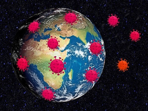 Коронавирус-мутант «захватывает» новые страны
