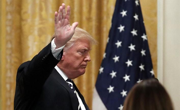Трамп уничтожает Америку?