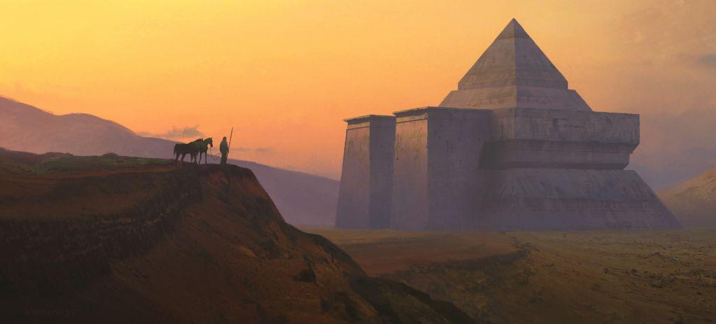 Феномен пирамид