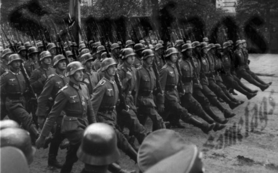 За что сражались солдаты Вермахта?