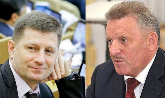 Выборы главы Хабаровского края состоятся несмотря на«мировую» кандидатов