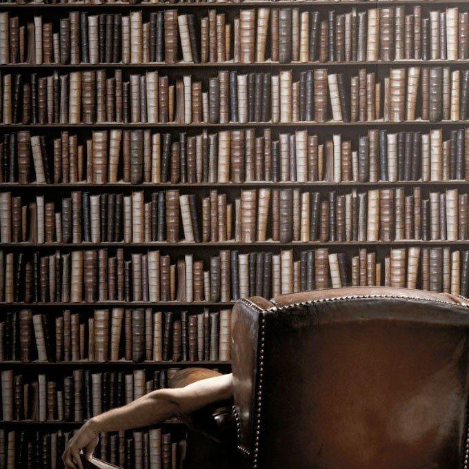 Мне это нужно! Ништяки, от которых сойдут с ума книголюбы книги, книголюбы, крутые вещи, способы хранения, фото, чтение