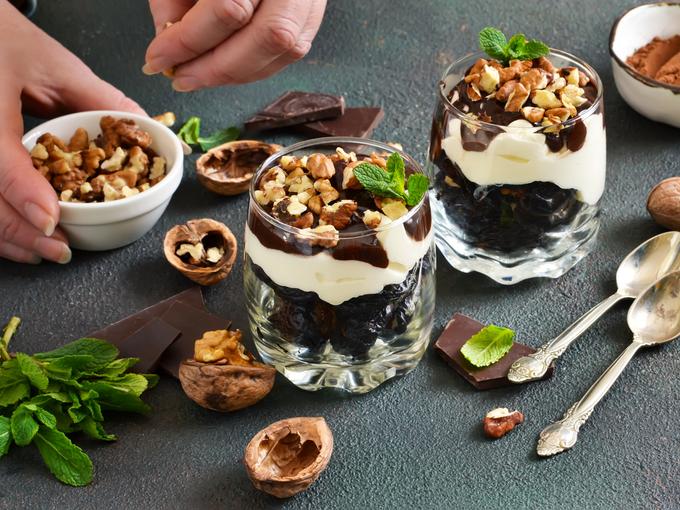 Чернослив фаршированный орехами десерты