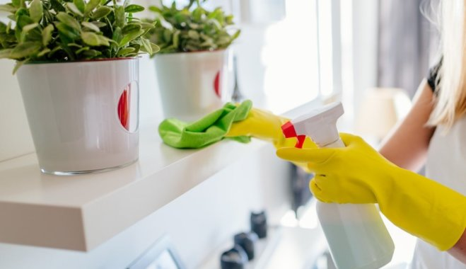 10 вещей, которые мы моем и чистим слишком часто