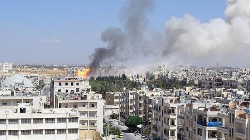Сирийская оппозиция переметнулась к боевикам