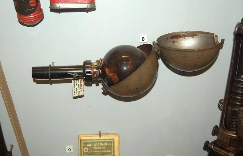 Липкая ручная противотанковая граната оружие