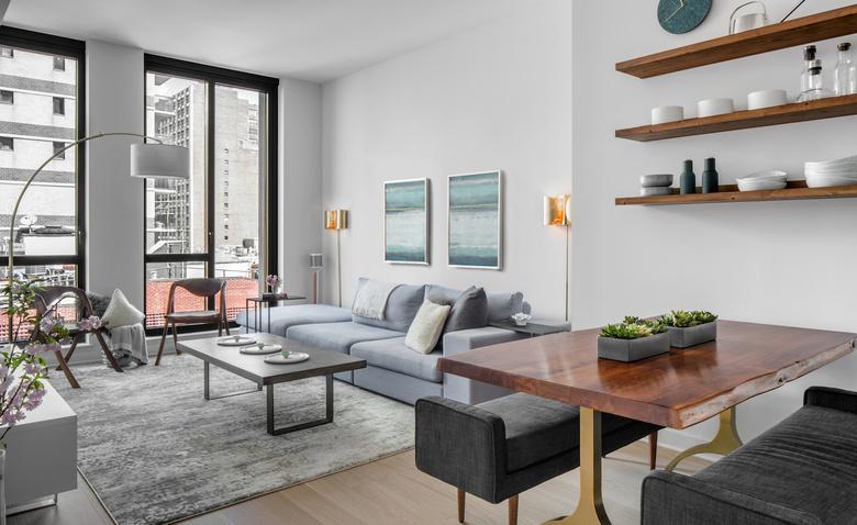 8 идей для создания теплой и уютной гостиной